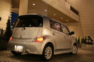 Sexiest Auto des Jahres, Toyota bB der zweiten Generation, 2005